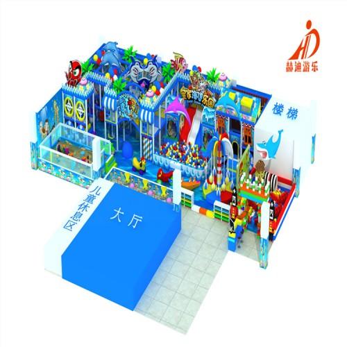 淘气堡室内游乐场 儿童淘气堡 儿童乐园设备 淘气堡