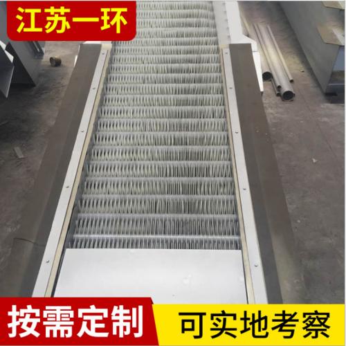 长期供应粉碎机械格栅 地板机械格栅 除污机回转式机械格栅