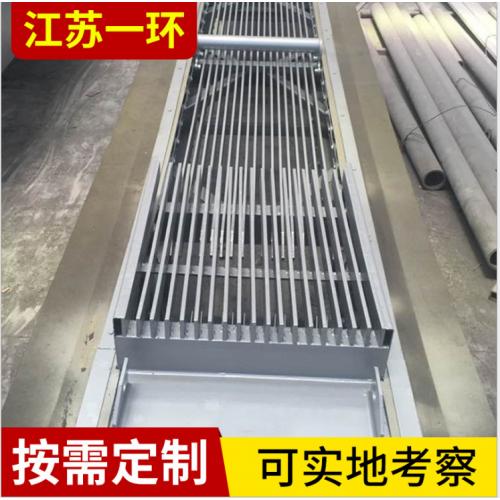 厂家生产供应人工机械格栅 回转式机械格栅 污水机械格栅