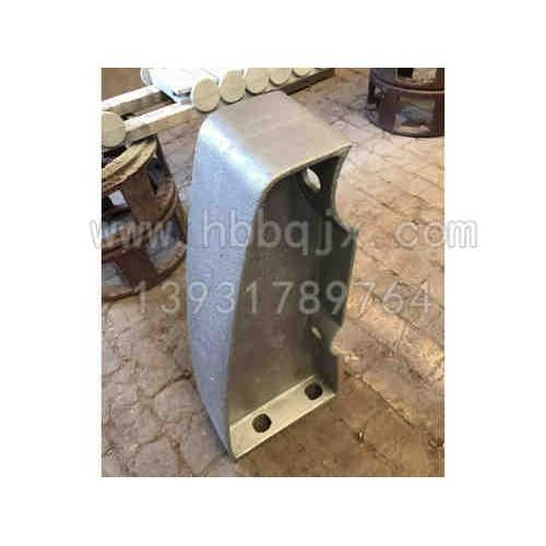 天津铸钢护栏支架制造泊泉机械|订制|供应铸钢桥梁扶手立柱