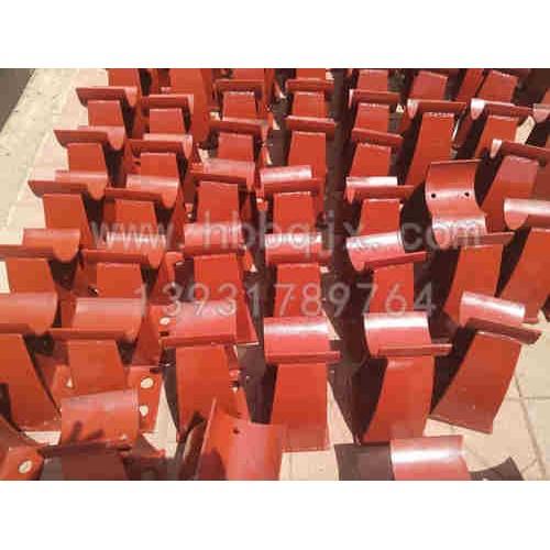 宁夏铸钢桥梁立柱制造泊泉机械_定制_供应铸钢防撞护栏支架