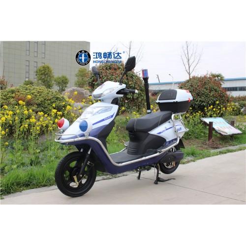 电动两轮巡逻车 物业巡逻车 广东鸿畅达 批量销售
