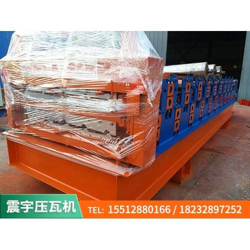 双层彩钢压瓦机-860/900双层压瓦机-厂家定制