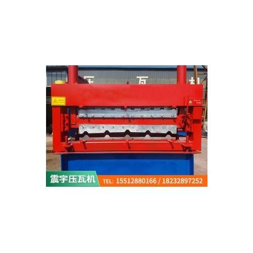 双层压瓦机_840/920双层压瓦机_按需生产