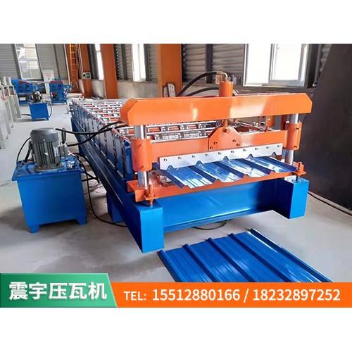 沧州彩钢瓦单板机_840彩钢压瓦机_厂家销售