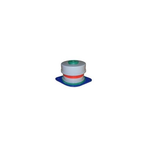 可调式减震器 批发ZD座式减震器 阻尼弹簧减震器