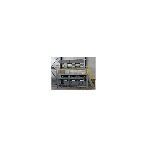 吉林RCO吸附脱附设备生产「卓艺环保」优良选材&源头直发