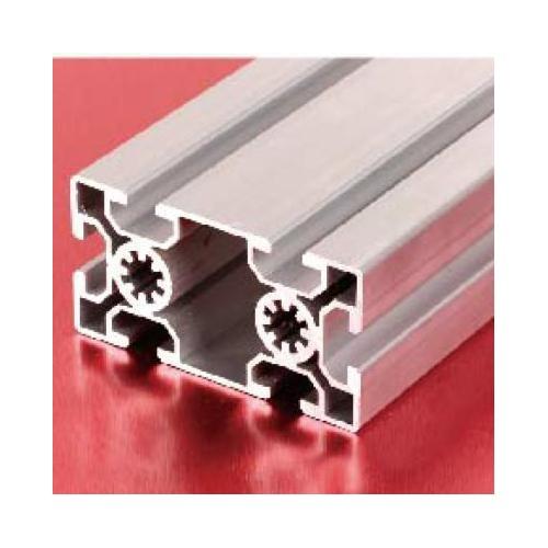 鸿叠铝业 铝型材十大品牌 6063-T5HD-8-4040R