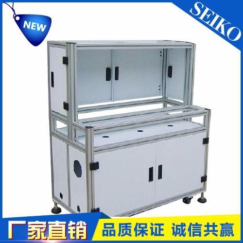 鸿叠铝业】供应HD不规则 铝合金展示架 铝型材框架