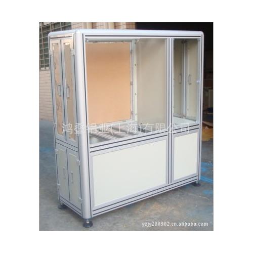 供应铝型材外框架铝制品昆山铝材厂