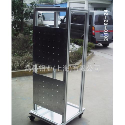 仓储设备,货架型材,流水线型材,上海铝型材,铝挤压供应商