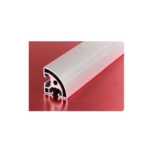 上海鸿叠铝业——铝型材 价格极低 R型材 铝型材挤压
