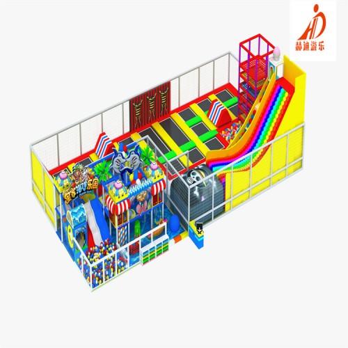 室内淘气堡 儿童游乐设备 儿童淘气堡乐园 儿童乐园 淘气堡