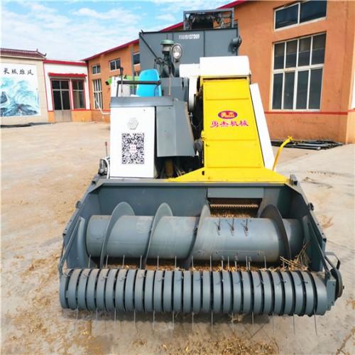 大型自走式花生摘果机厂家 干湿两用自走式花生摘果机 勇杰机械