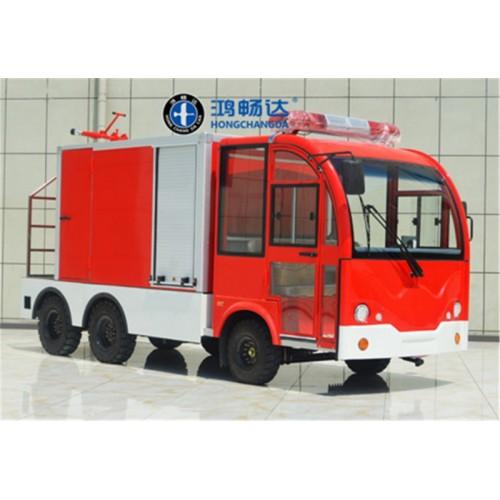 3吨电动消防车 微型消防站配套设施