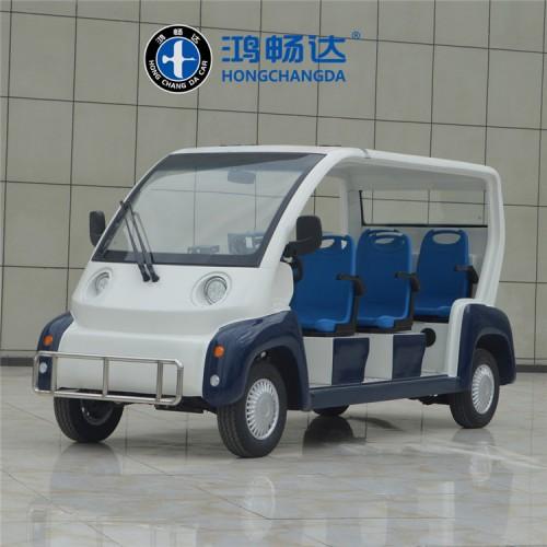 电动巡逻车 环保节能 便于巡视 广东鸿畅达