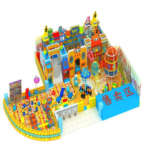 儿童游乐设备 室内淘气堡 淘气堡设备 室内儿童乐园 蹦床公园