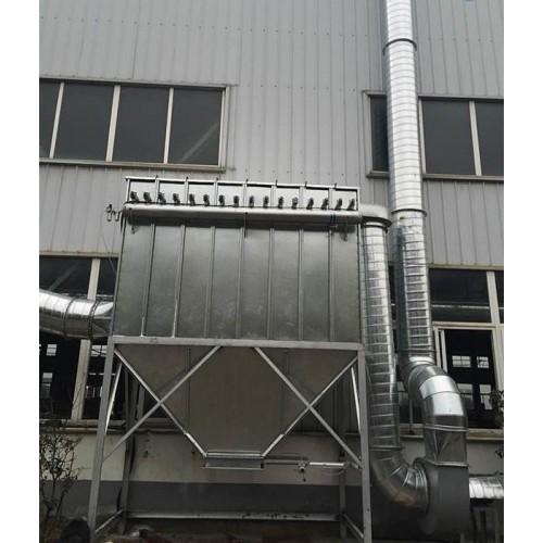 广东广州不锈钢除尘器「广润除尘」不锈钢袋式除尘器怎么样
