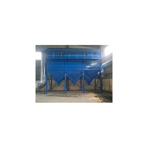 新疆电炉除尘器报价「广润除尘」电炉布袋除尘器设计合理