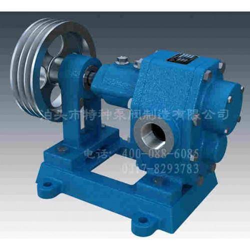 吉林齿轮油泵定制~泊头特种泵~厂家零售CYB系列稠油齿轮泵