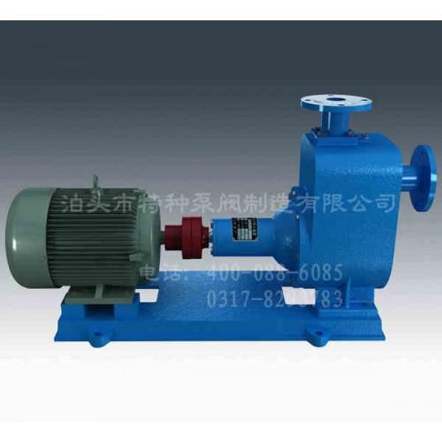 重庆齿轮油泵订制加工|泊特泵|厂家批发CYZ型自吸式离心油泵