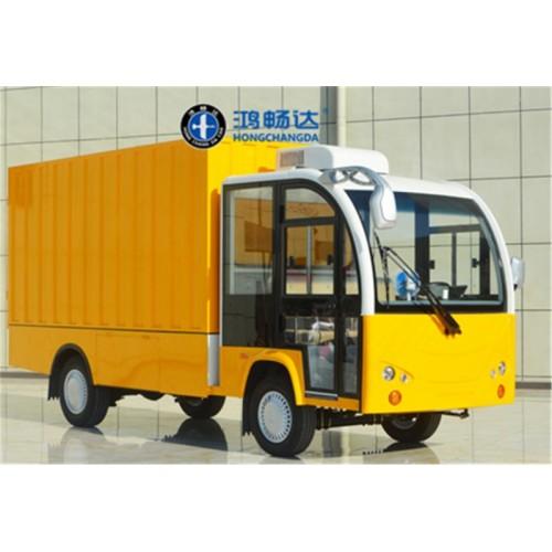 电动货车 厢式货车 私人定制 内蒙鸿畅达