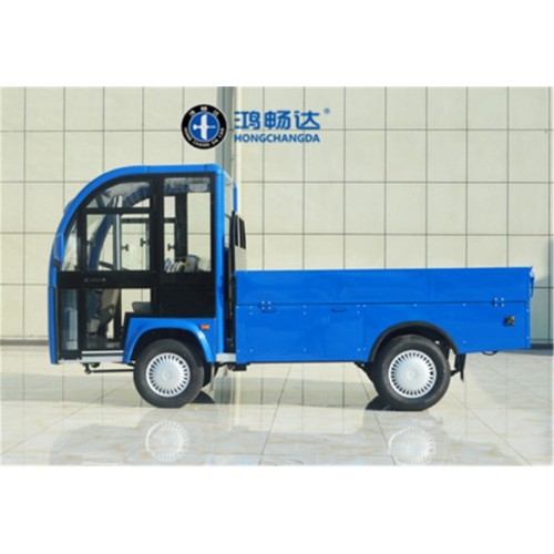 2吨电动货车 电动搬运车 内蒙古绿通电动车有限公司