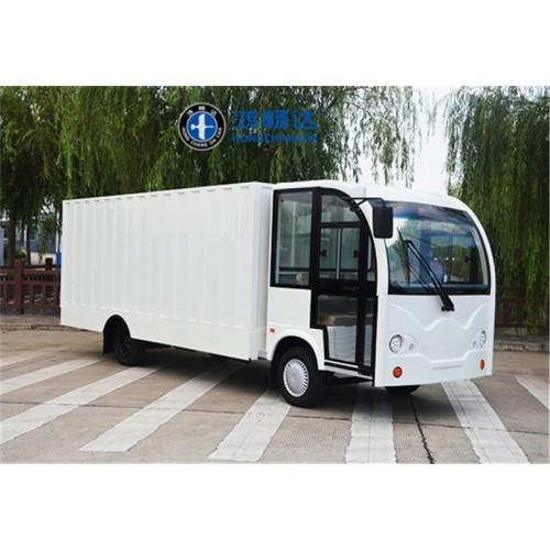 电动货车 电动厢式货车 加长货车 私人定制 广东鸿畅达