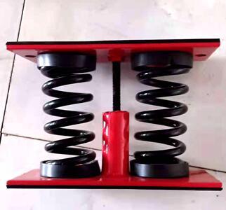 ZGT型开口式弹簧阻尼减震器冷水机组减振器
