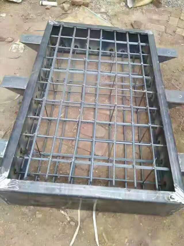 水泵减振台座惯性防震基座旁拖式减振浮台专业定制