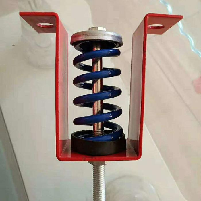 HV型吊装减震器吊式风机减振器弹簧减震器