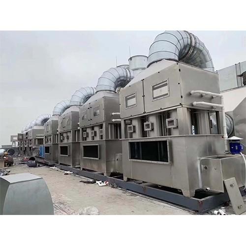 北京气旋喷淋塔生产「科信环保」不锈钢气旋喷淋塔设计合理