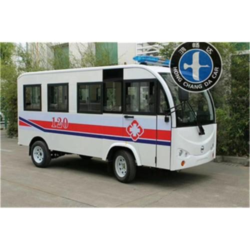 电动救护车 医院救护车 内蒙鸿畅达