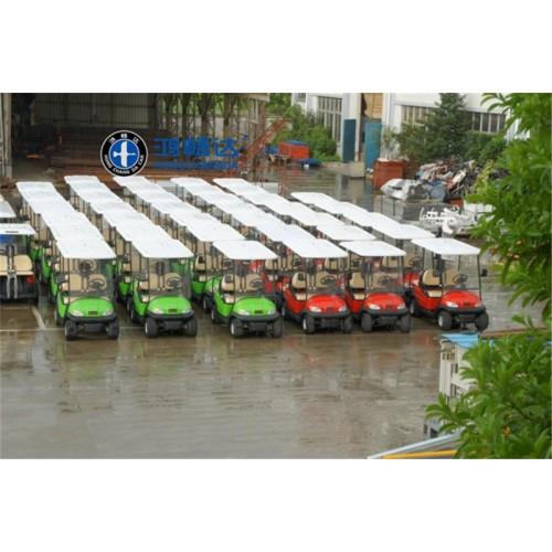 电动高尔夫球车 公园高尔夫球车 鸿畅达 厂家报价