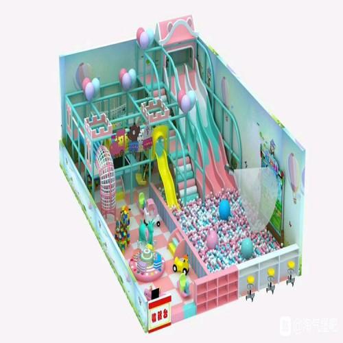 儿童乐园 马卡龙淘气堡 室内儿童游乐设备 淘气堡 淘气堡厂家