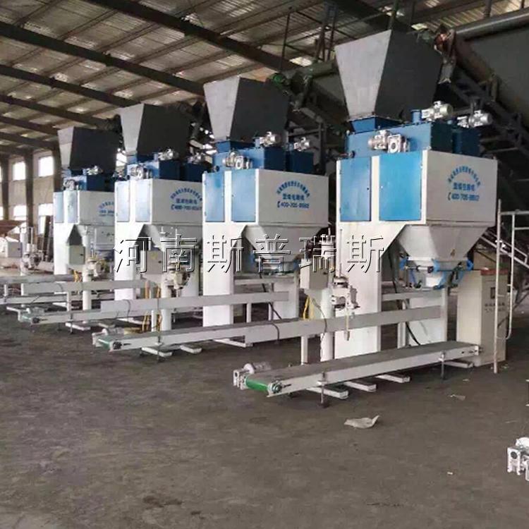 袋装煤炭包装机,型煤定量称重包装机
