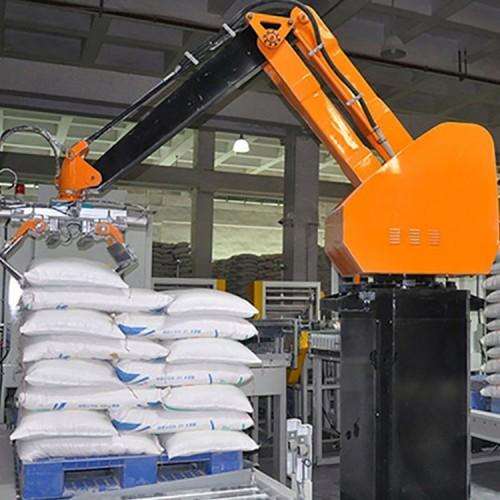 自动化码垛机器人-全自动包装智能机器人码垛