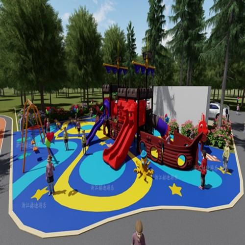 幼儿园小区室外游乐设施 公园景区非标设备 淘气堡 淘气堡厂家