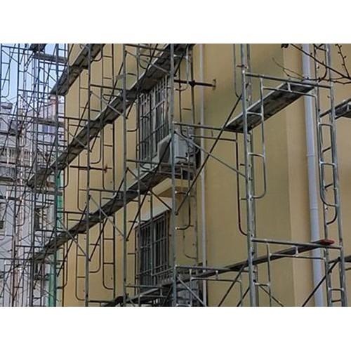 钢管外架搭拆/启智建筑器材租赁劳务服务中心