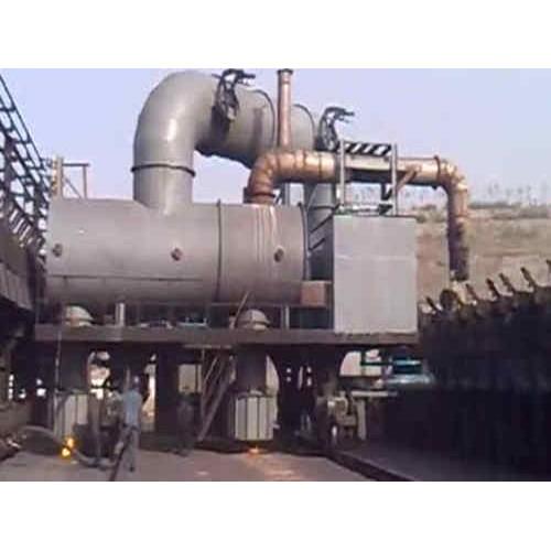 青海焦化机械定制阳辰焦化设备-加工-供应焦炉用导烟车