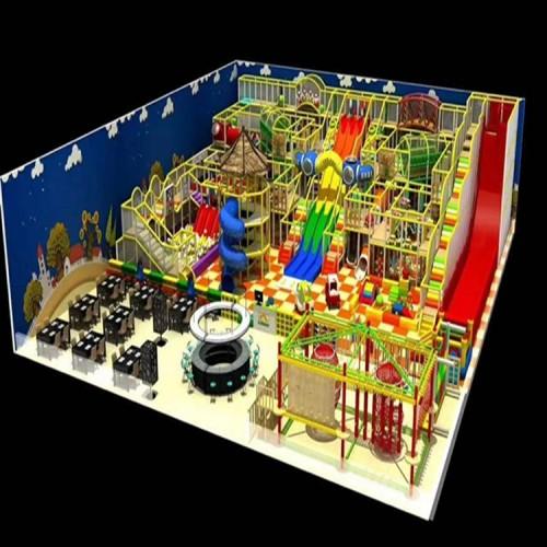 室内淘气堡乐园 淘气堡 儿童乐园 室内蹦床厂家