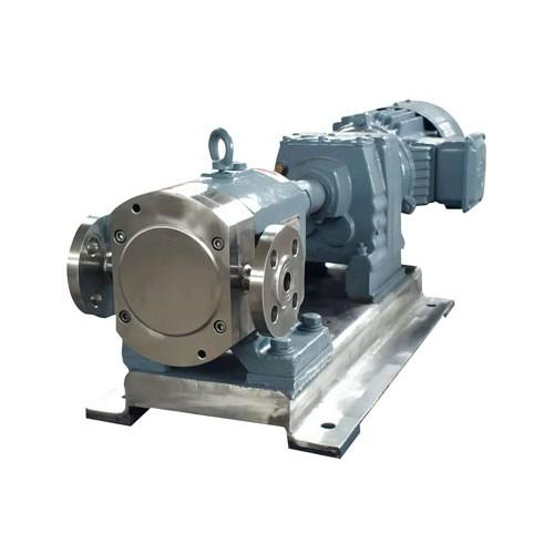 广东凸轮转子泵生产@「衡屹泵业」不锈钢转子泵设计合理