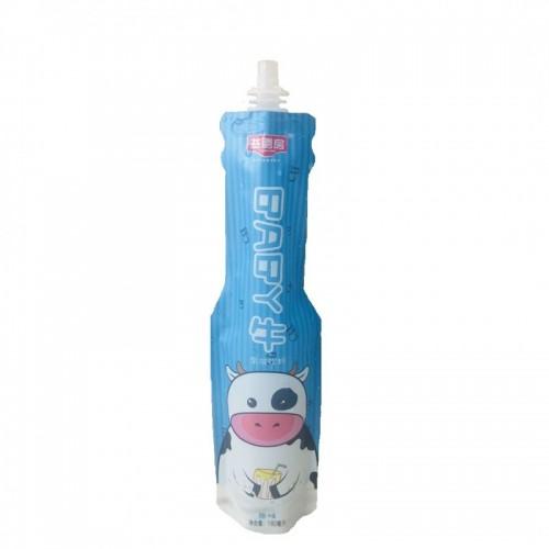 酸奶吸嘴袋厂家直销密封性好旋盖吸嘴自立袋液体包装袋撕口袋定做