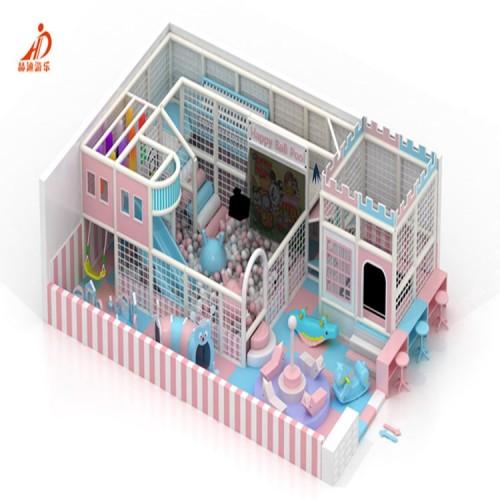 室内儿童乐园 室内淘气堡 室内蹦床公园 淘气堡厂家 淘气堡