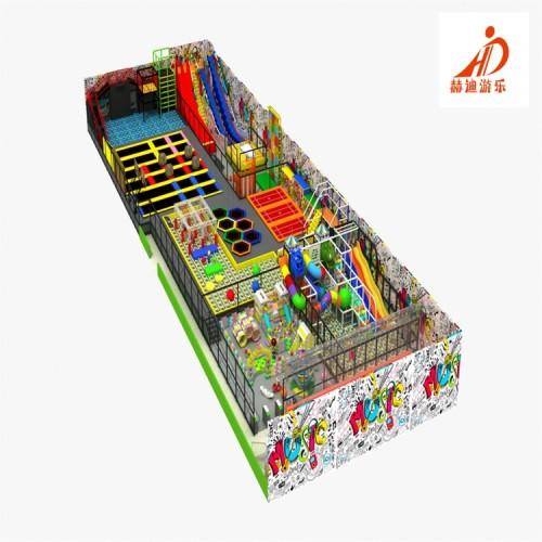 室内淘气堡 淘气堡乐园 淘气堡游乐设备 儿童乐园 新款淘气堡