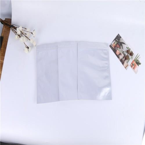 铝箔食品袋铝箔真空袋纯铝袋防潮纯铝箔袋防静电铝箔袋  面膜袋
