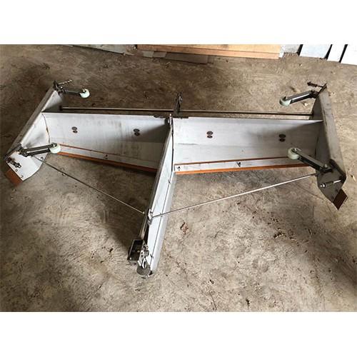 黑龙江全自动刮粪机报价「志航机械模具」不锈钢刮粪机价格称心