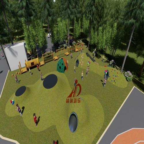 幼儿园滑滑梯 小区广场户外游乐设备 户外非标爬网 组合滑梯