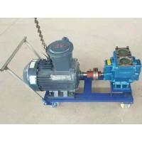 青海圆弧泵生产厂家|世奇油泵|供应YHCB圆弧泵