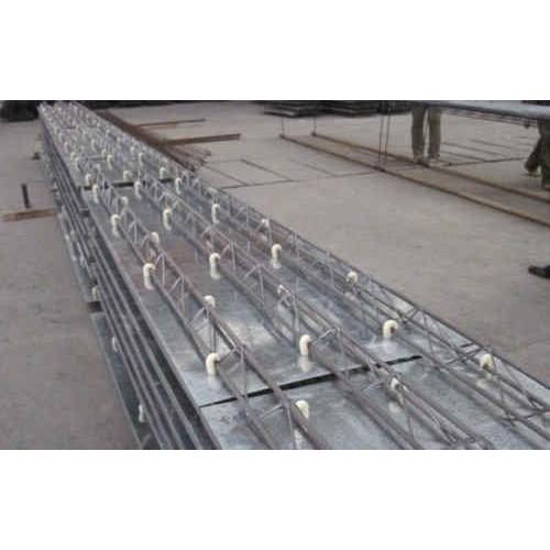 内蒙古钢筋桁架制造~超时代彩钢结构工程~厂家订制桁架楼承板